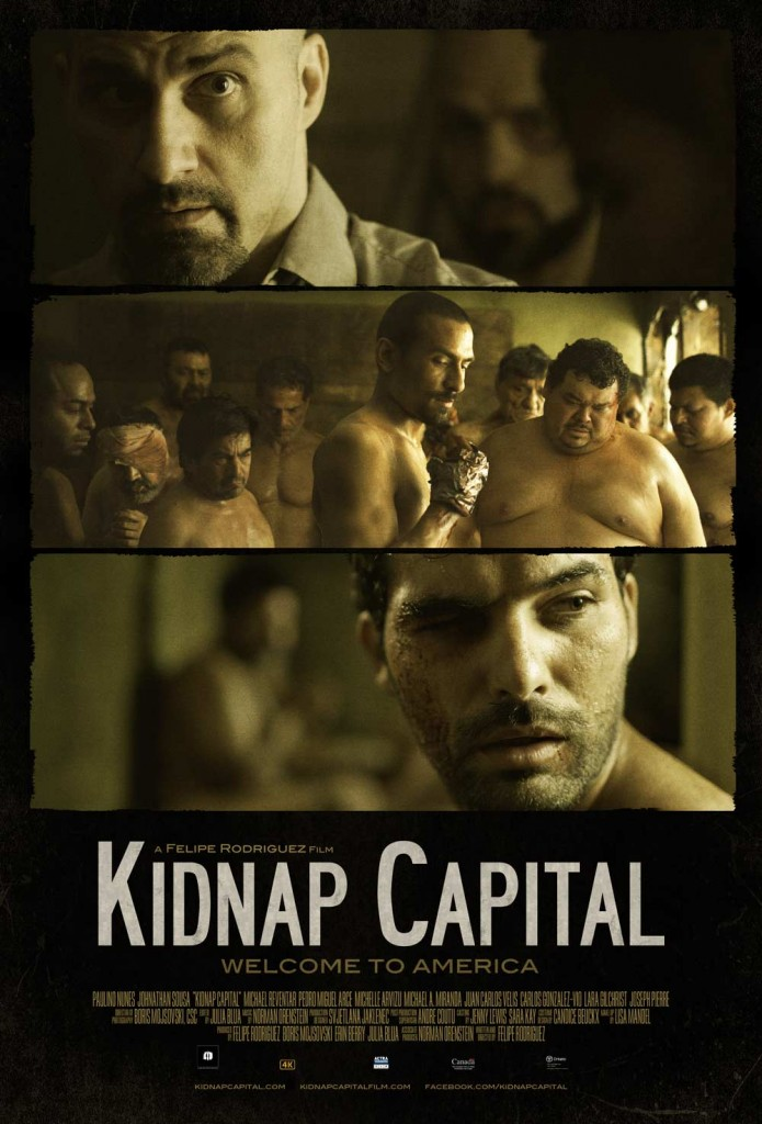 KIDNAP CAPITAL OFFICIAL POSTER