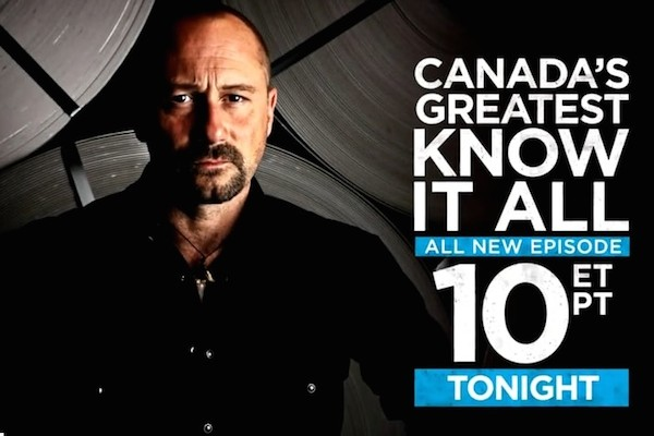 Canada's Greatest Know-It-All Season 2 – DOP